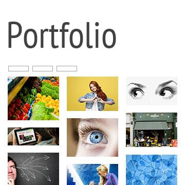 Nieuwe portfolio app